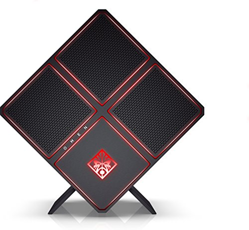 OMEN X by HP 900 298nl Desktop pc Intel Core i9 7900X 16 GB di RAM SATA da 2 TB & SSD 256 GB NVIDIA GeForce RTX 2080Ti Nero