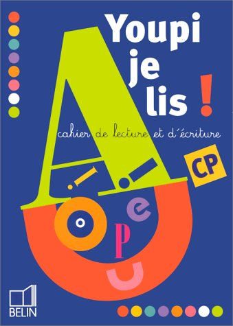 Cahier d'écriture et de lecture, CP par Pierre Puddu