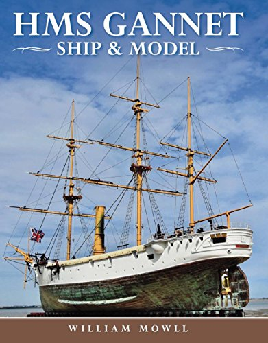 Hms gannet: ship and model (english edition)