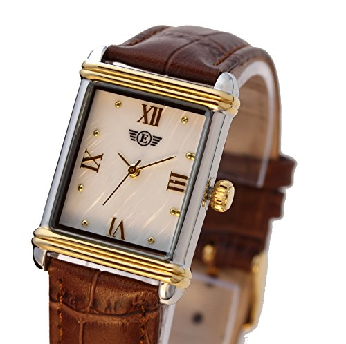 ladies-dress-watch-rectangular-leather-strap-ptt