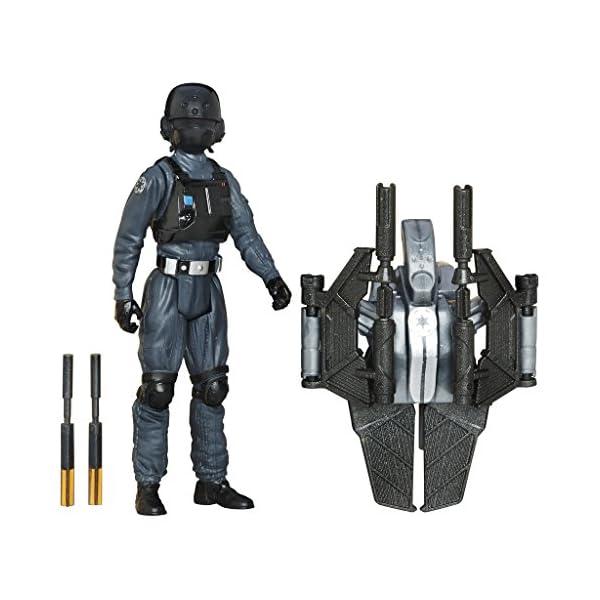 Star Wars - Figura Rogue One, 1 unidad, modelo aleatorio (14903) , Modelos/colores Surtidos, 1 Unidad 5