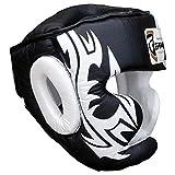 Boxing Kopfschutz Schutzhelm MMA Training Pro Full Face