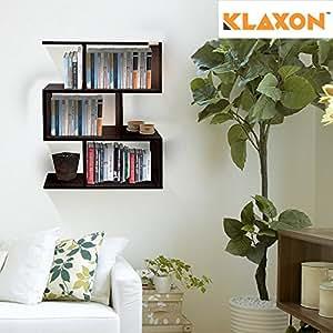 Klaxon Omega Book Shelf (Brown)