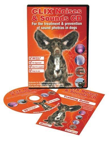 Clix Geräusche für Verhaltenstherapie CD