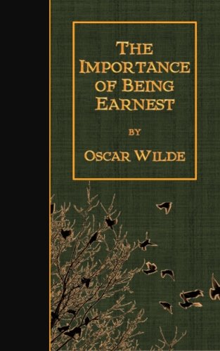 the importance of being earnest 6 essay The importance of being earnest the importance of being earnest, by oscar wilde, is a comedic play that is set in the victorian age at around the 1890s.
