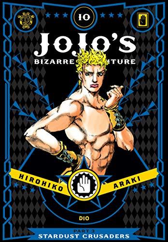 JoJo's Bizarre Adventure: Part 3--Stardust Crusaders, Vol. 10 (JoJo's Bizarre Adventure: Part 3--Stardust Crusaders) (English Edition)