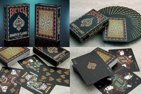 Mike Guistolise Bicycle Essence Playing Cards Limited Edition by Collectable Playing Cards Trick