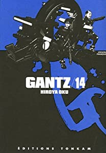 Gantz Edition simple Tome 14