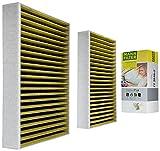 Mann Filter FP 2646-2 - Filtro dell'aria per abitacolo Freciousplus