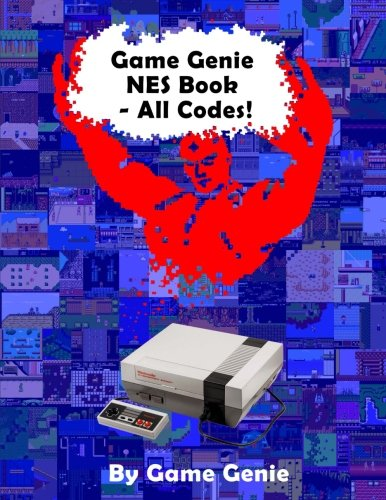 Game Genie NES Book - All Codes!