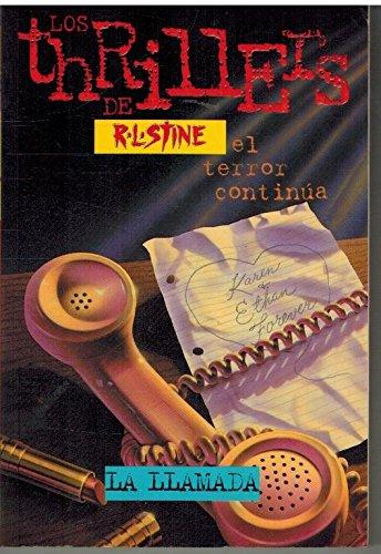 La llamada por R. L. Stine