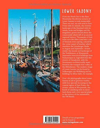 Journey through LOWER SAXONY - Reise durch NIEDERSACHSEN - Ein Bildband mit über 210 Bildern auf 140 Seiten - STÜRTZ Verlag (Journey Through (Sturtz)) (Journey Through Series) - 2