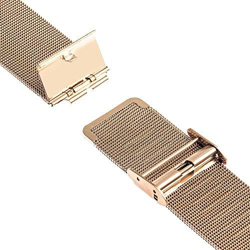 Zoom IMG-3 trumirr 18mm cinturino in maglia