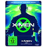 X-MEN TRILOGIE 1-3 (3-BD) STEELBOOK [Blu-ray]