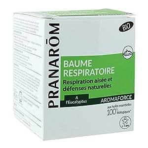 Pranarôm Aromaforce Baume Respiratoire 80 ml