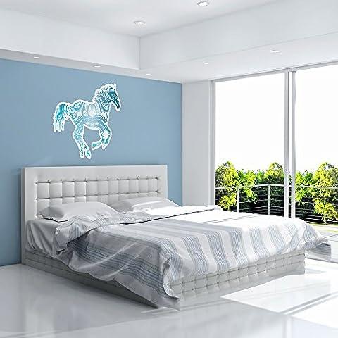 Calligraphy Horse Vinyl Wall Art Sticker / Vinile da Parete / Adesivi per la Casa
