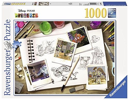 Preisvergleich Produktbild Disney Pixar Sketches 1000 PC