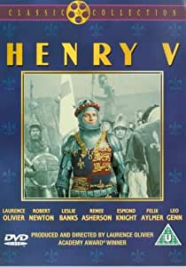 Henry V Dvd 1944 Amazon Co Uk Laurence Olivier