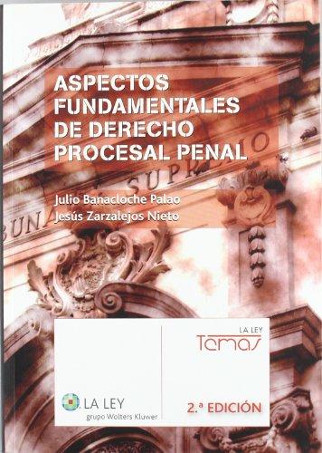 Aspectos Fundamentales De Derecho Procesal Penal