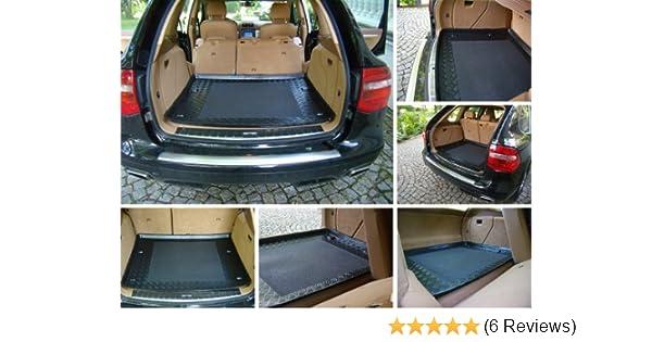 Kofferraumwanne Laderaumwanne mit Antirutsch Genaue Passform f/ür das genannte Modell. passend f/ür das angegebene Fahrzeug ,siehe Artikelbeschreibung