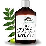 Koudgeperste Virgin Neem Oil First Pressure 100% Pure BIO Niet-geraffineerd (100 ml) Azadirachtine 3123,32 ppm.