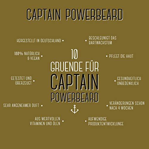 Zoom IMG-2 prodotti per barba captain powerbeard