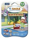 Best VTech jouets pour 4 ans garçons - VTech Cartouche de jeu V.Smile (Motion) Manny Et Review