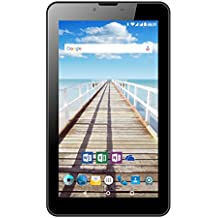 ODYS Sense 7Plus 3G de 17,8cm (7pulgadas) Tablet PC (Intel Atom X3, 1GB de RAM, disco duro de 8GB, Mali de 450mp4, Dual Micro SIM Card Slot, 3G, función Android 6.0)