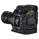 atFoliX Displayschutz für Canon EOS C300 Mark II Spiegelfolie - FX-Mirror Folie mit Spiegeleffekt