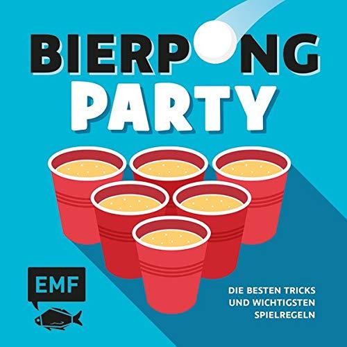 Das Bierpong-Set – Mit Buch, 22 Bechern und 4 Bällen: Die besten Tricks und wichtigsten Spielregeln