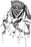 Keffieh foulard palestinien en 20 couleurs
