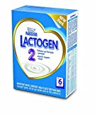 #10: Nestlé LACTOGEN 2 Follow Up  Infant Formula (after  6 Months) 400g
