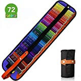 Best Books On Sketching In Pencils - A-SZCXTOP 72PCS Art Colouring Penciles with Pencil Pouch Review