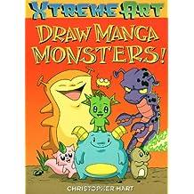 Draw Manga Monsters!
