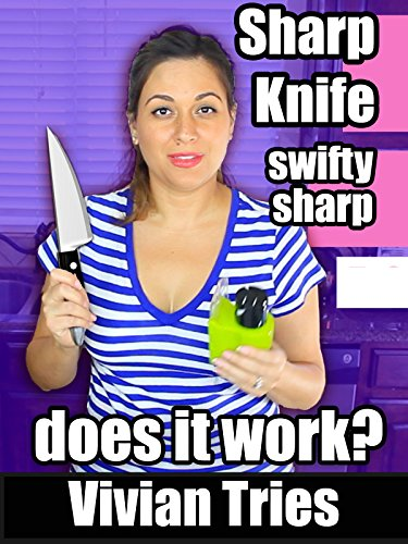 Review: Sharp Knife Swifty Sharp - Does it work? [OV]