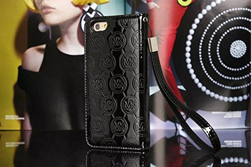 Fashion Luxury leather Phone case For Iphone6 (4.7) Flip Case With Wallet Function - iphone case with card holder belt clip color3.7 color3.0