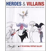 Heroes and Villains: Scarfe at the National Portrait Gallery