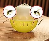 Betty Bossi Wespenfalle Wespenfänger Wespenabwehr Insektenfalle aus Kunststoff Ohne Gift 2er Set