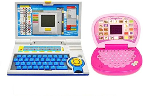 Shop & Shoppee Educational Activities Learning Laptop for Study & Game(2 laptops)