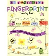 Ed Emberley's Fingerprint Drawing Book by Ed Emberley (2005-06-22)