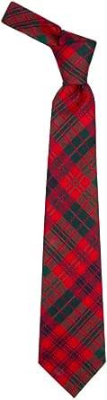 100% Wool Traditional Scottish Tartan Neck Tie - Ross