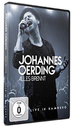 Johannes Oerding - Alles brennt - Live in Hamburg