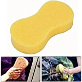Home Cube® 1 Pc Multipurpose Household, Car, Bike Cleaning Sponge/Walls and Other Surfaces - Random Color