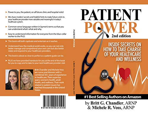 Patient Power: Inside Secrets on How to Take Charge of Your Healthcare and Wellness 2nd Edition (English Edition)