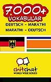 7000+ Deutsch - Marathi Marathi - Deutsch Vokabular