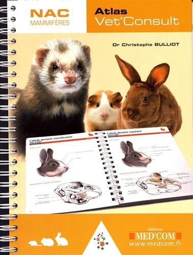 Atlas Vet'Consult NAC mammifères
