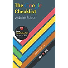 The Google Checklist: Website Edition: Boost Your Online Conversions