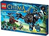 LEGO Legends of Chima 70008: Gorzan's Gorilla Striker