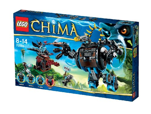 LEGO-Legends-of-Chima-70008-Gorzans-Gorilla-Striker