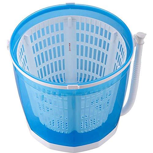 Handwaschmaschine Mini Kleine Manuelle Dehydrator Schlafsaal Feld Tragbare Single Barrel Waschmaschine Braucht Keine ElektrizitäT Um Eine Zu Eluieren -